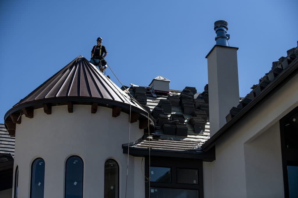 Homeowner Roofing
