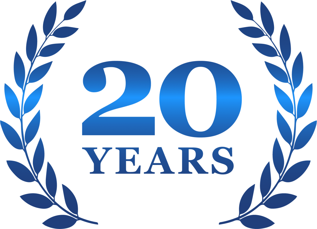 20 Years Serving Colorado Springs