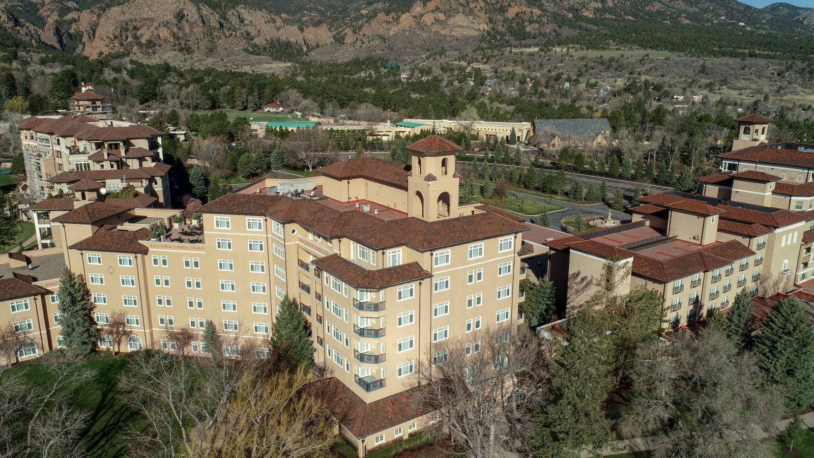 Broadmoor Roof