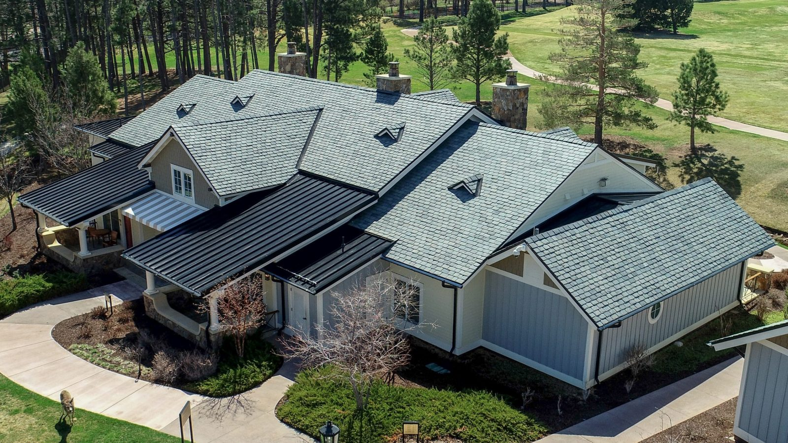 Residential Roof Colorado Springs